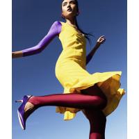Как подобрать туфли к платью по цвету