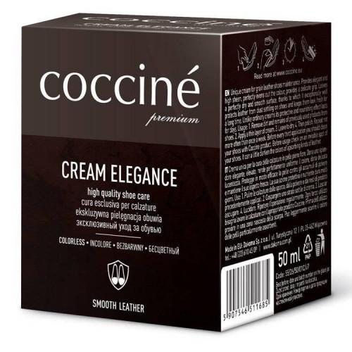 Крем для кожи Coccine ELEGANCE 50 мл, Бесцветный